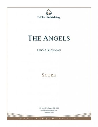 the angels score cover