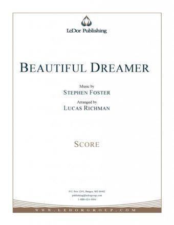 beautiful dreamer score cover