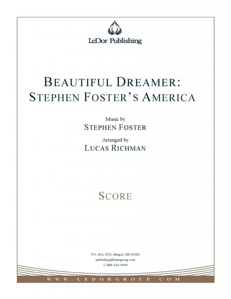 Beautiful Dreamer Stephen Foster S America Ledor Publishing