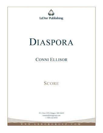 diaspora score cover