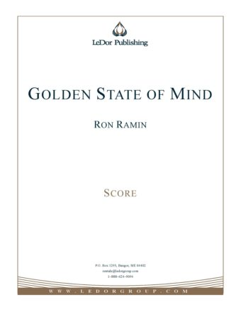 golden state of mind score cover