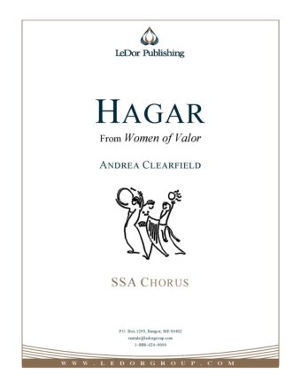 Hagar from women of valor ssa chorus cover