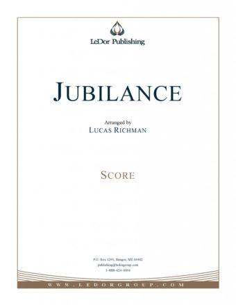 jubilance score cover