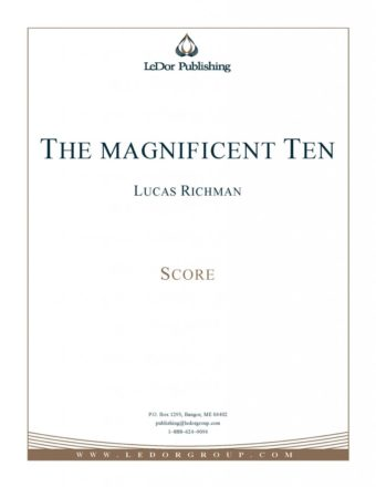 the magnificent ten score cover