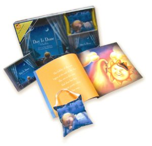 day is done: an album of lullabies box set