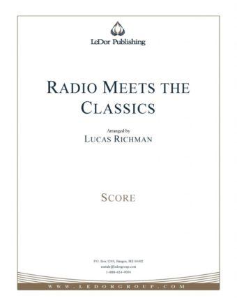 radio meets the classics score cover