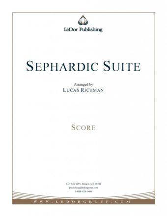 sephardis suite score cover
