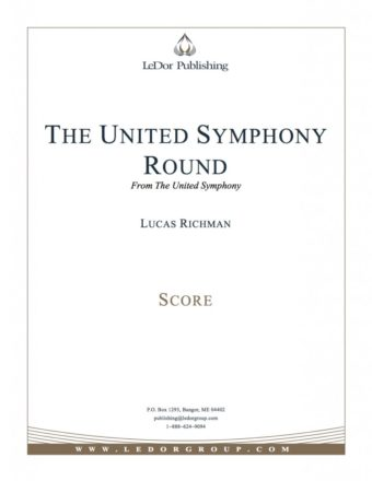 the united symphony round from the united symphony score cover