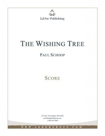 the wishing tree score cover