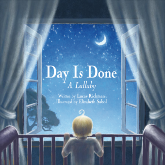 day is done a lullaby book cover