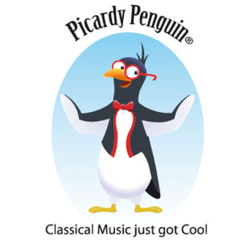 picardy penguin classical music just got cool graphic