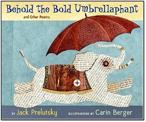 behold the bold umbrellaphant cover