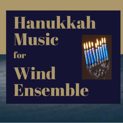 hanukkah music for wind ensemble