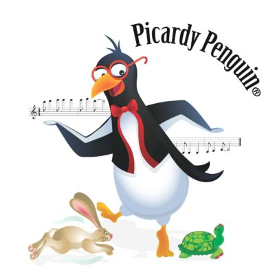 picardy penguin graphic