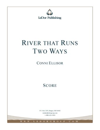 river that runs two ways score cover